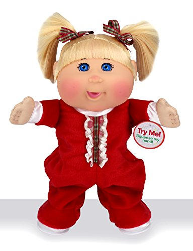 Cabbage Patch Kids 12.5 inch Holiday Pajama Dance with Me Toddler