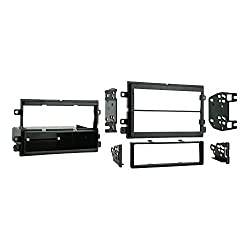 Metra 99-5807 Single Double DIN Installation Kit