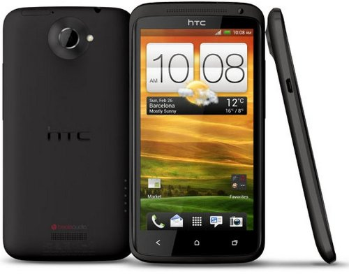 Htc One X 32Gb Unlocked Gsm Phone With Android Os, Audio Beats, 8Mp Camera, Gps, Free 8Gb Sd, Screen Protector, Case+ Other