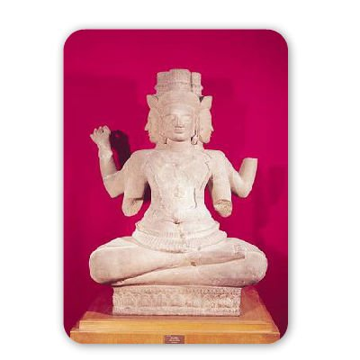 sculpture-of-brahma-with-four-faces-from-mouse-mat-art247-highest-quality-natural-rubber-mouse-mats-