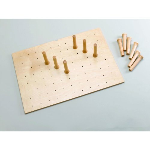 Rev-A-Shelf - 4DPS-3021 - 30 x 21 Wood Drawer 12 Peg Board System