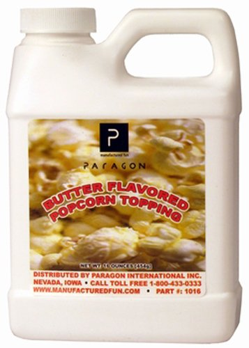 Paragon 16-Ounce O'Dells Supur-Kist Ii Butter Flavored Popcorn Topping front-585225