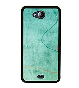 iFasho Animated Pattern colrful traditional design cloth pattern Back Case Cover for MICROMAX CANVAS PLAY Q355