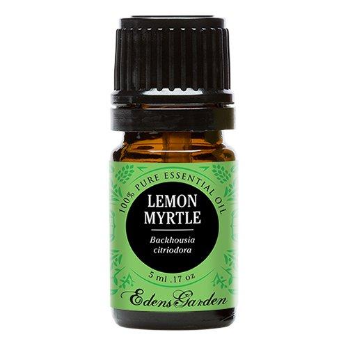 Lemon Myrtle 100% Pure Therapeutic Grade Essential Oil by Edens Garden- 5 ml (Lemon Myrtle Oil compare prices)
