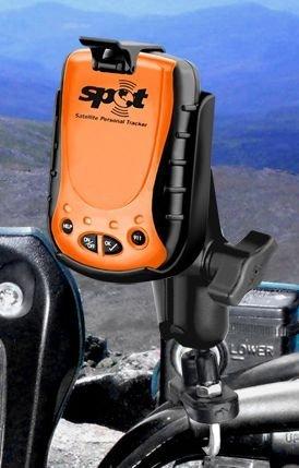 Motorcycle / ATV Handlebar Mount for Spot Satellite Messenger Personal Tracker GPS