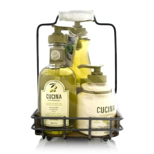 Fruits and Passion's Cucina Trio Gift Set - Coriander