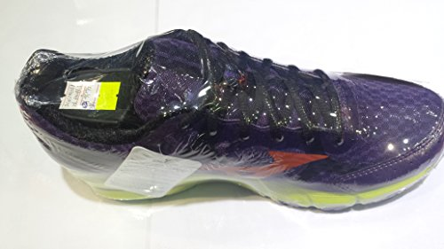 Mizuno 2014 Wave Rider 17 Men Running Shoes Sneaker J1GC140357 Purple mizuno mizuno wave legend