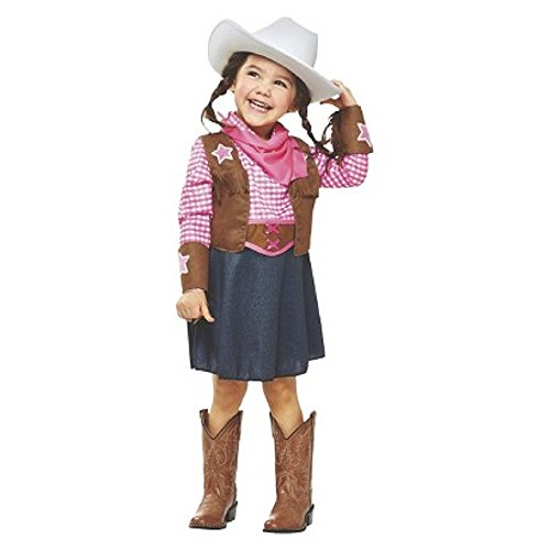 INFANT/TODDLER COWGIRL COSTUME 12-24 MONTHS (Cowgirl Costume For Toddler)