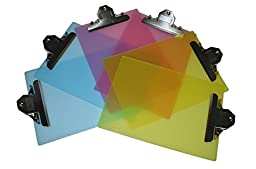 Fasmov Standard Size Plastic Clipboard 12.5\