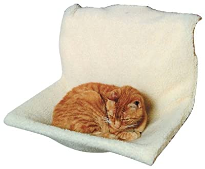 Canac Cat's Cradle Radiator Bed Hammock plush fleece
