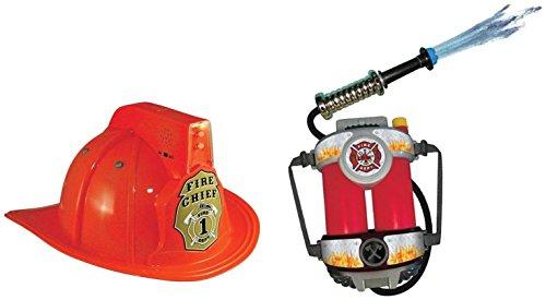 Aeromax Catalog Bundle 8: 1 of Ea: Ffr-Helmet, Fpwr Toy (Fire Hose Super Soaker compare prices)