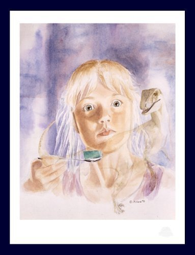 Jurassic-Park-Raptor-Vision-by-Ariana-Richards
