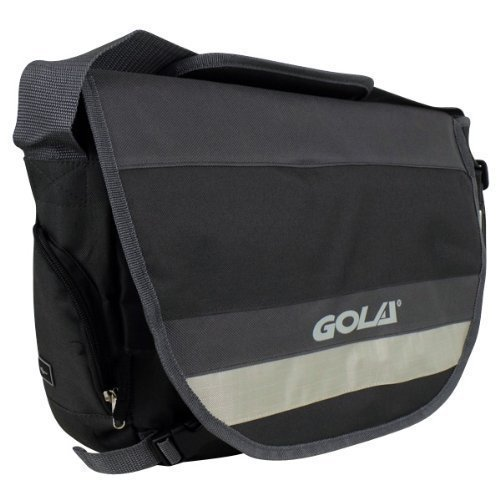 Gola Classics Boys Girls Womens Mens Laptop Shoulder Record Retro Messenger Bag