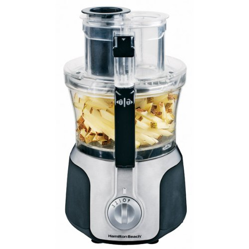 NEW Big Mouth Deluxe 14-Cup Food Processor (Small Appliances)