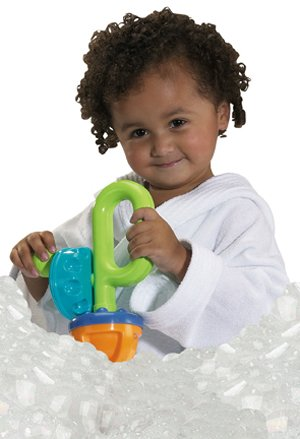 International Playthigns iPlay Super Sudser Bath Toy - 1