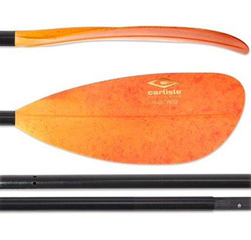 Canoe Paddle Blades : Carlisle magic plus kayak paddle polypro blades