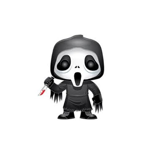 Funko POP! Movies Scream Ghostface Vinyl Figure - 1