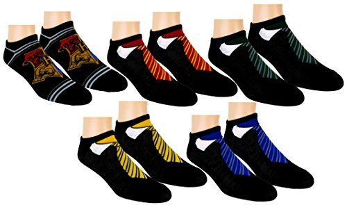 harry-potter-womens-ankle-no-show-socks-5-pair-pack-black-shoe-size-4-10