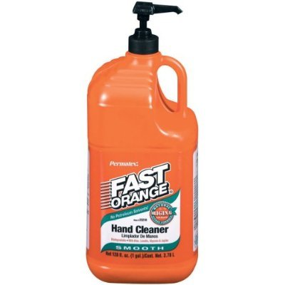 Permatex 23218 Fast Orange Smooth Lotion Hand Cleaner
