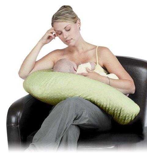 Jolly Jumper - Boomerang Nursing Pillow (Colors May Vary)