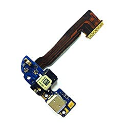 HTC One E8 Charge Port, Universal Buying(TM) Dock Connector USB Charging Port Flex Cable Data Sync with Audiojack