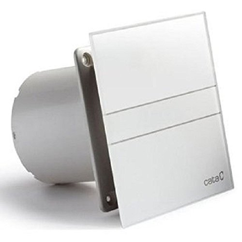 Cata e 100 gth ventilatori da soffitto con lampada for Ventola aspirazione bagno