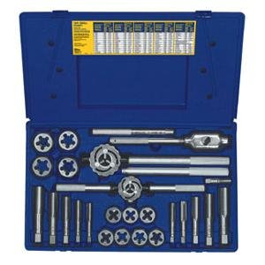 25PC SAE Tap/Die Set (Irwin Industrial Tool Co 25 compare prices)