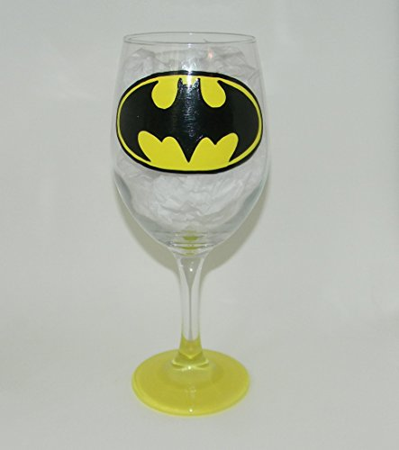 Batman wine glass (Batman Wine Glass compare prices)