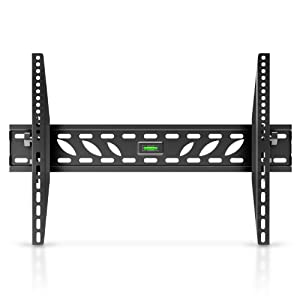 JLAB JM-TILT-60 Just the Right Size Fixed Mount for 32 to 60-Inch TVs, Black