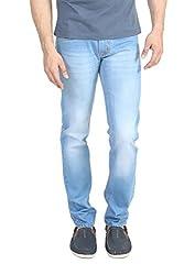Trendy Trotters Mens Non Stretchable Light Blue Denim Jeans-TTJ1JJNL-I30