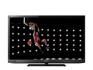 Sony BRAVIA KDL46EX523 46-Inch Integrated WiFi 1080p LED HDTV, Black (2011 Model)
