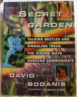 The SECRET GARDEN: TALKING BEETLES & SIGNALLING TREES: HIDDEN WAYS GDNS COMMUN