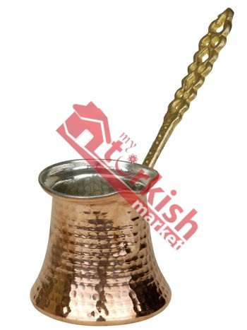 Traditional Turkish Coffee Pot SET OF 3 - SMALL