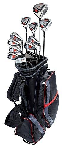 Tommy Armour Men's Evo complete combo hybrid Golf set