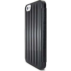 iLuv Bolster Etui en néoprène avec Support pour iPhone 5/5S Noir