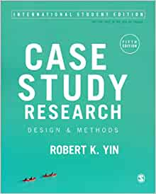 case study research design and methods robert yin