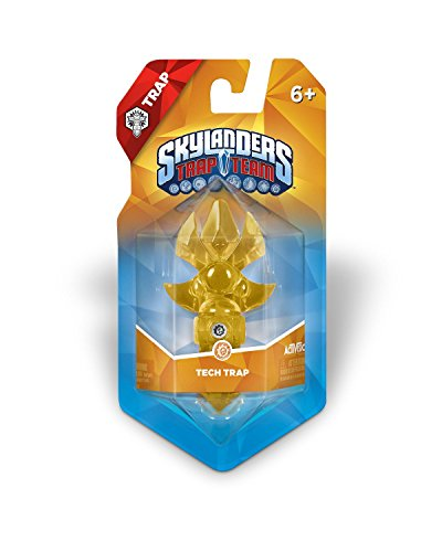 Skylanders Trap Team: Tech Element Trap Pack - 1