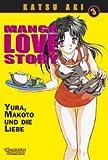 echange, troc Katsu Aki - Manga Love Story 03.