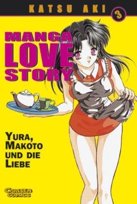 Manga Love Story, Band 3