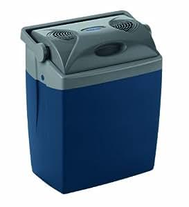 Mobicool U15 - Nevera eléctrica portátil (12 V, 14 litros), color azul y blanco (descontinuado por el fabricante)