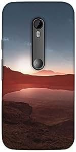 Snoogg Nature Wallpaper 4 Designer Protective Back Case Cover For Motorola G ...