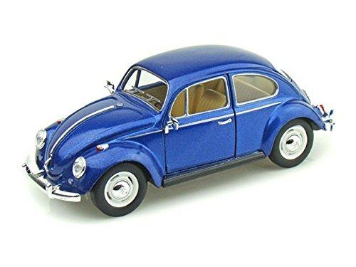 1967 Volkswagen Beetle 1/24 Blue