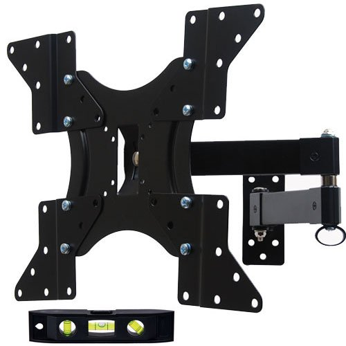 How To Videosecu Lcd Tv Wall Mount Long Arm Extension Up