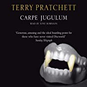 Carpe Jugulum: Discworld, Book 23 | Terry Pratchett