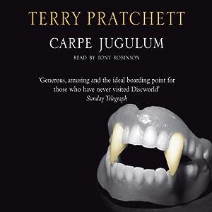 Carpe Jugulum: Discworld, Book 23 | [Terry Pratchett]