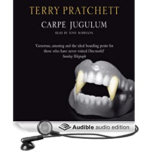 Carpe Jugulum: Discworld, Book 23 (Unabridged)