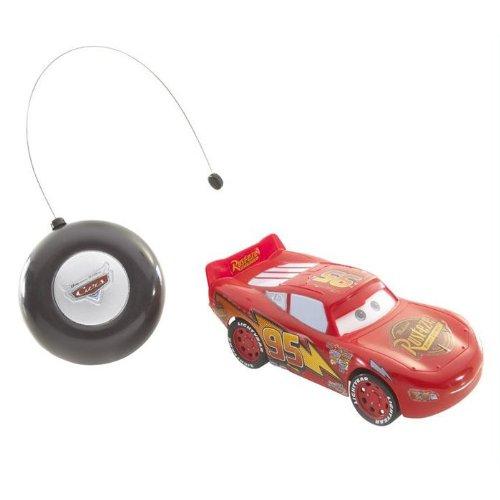 disney pixar cars little rides radio control lightning