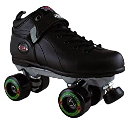 Sure-Grip Roller Skates Kryptonics Route Boxer black - Size 1