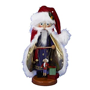 "Kurt Adler 18-Inch Limited Edition Steinbach Twelve Days of Christmas ""Ten Lords a Leaping"" Nutcracker from Steinbach Nutcrackers"
