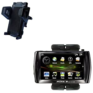 Car Vent Holder for the Archos 5 Internet Tablet with Android - Gomadic Brand